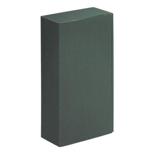 5 Geschenkkartons für je 2 Flaschen grün, OTTO Office, 9.4x36.1x18.8 cm