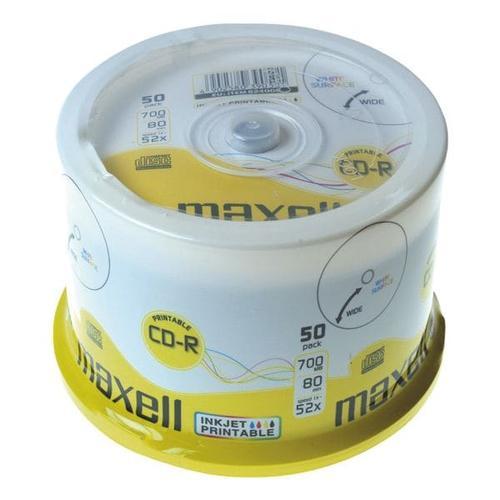 CD-Rohlinge »CD-R«, Maxell