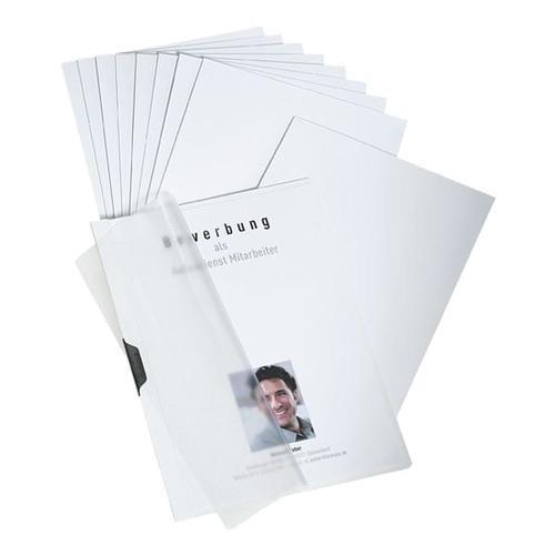 Bewerbungsset »Profi« weiß, Durable, 22x31 cm