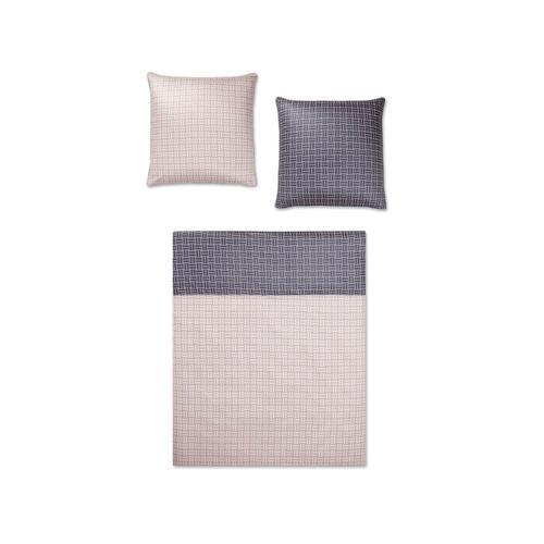 Elegante Comfort-Satin Bettwäsche Connect 2201-01 Bettwäsche