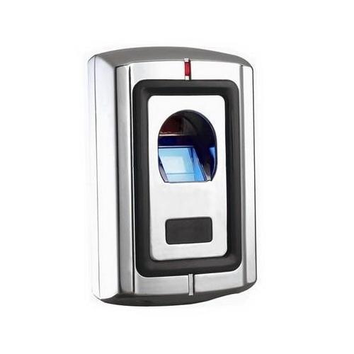 Fingerprint Türöffner Garagentoröffner Biometrie Codeschloss für bis zu 120 Benutzer mit RFID Funktion
