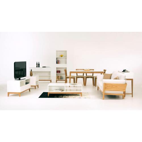 Woodman Konsolentisch Elinee, im angesagten skandinavischen Look. weiß Beistelltische Tische