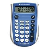 Calculatrice de poche TI 503SV -...
