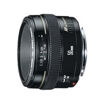 Canon 50 mm Standard Lens