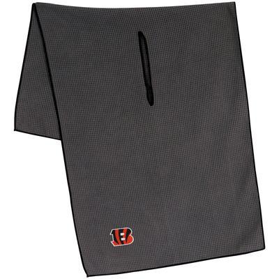 "Cincinnati Bengals 19"" x 41"" Gray Microfiber Towel"