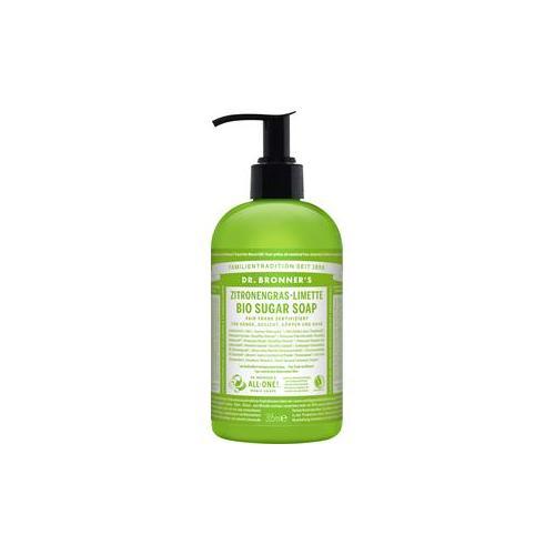 Dr. Bronner's Pflege Körperpflege Zitronengras-Limette Bio Sugar Soap 710 ml