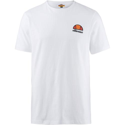 Ellesse CANALETTO T-Shirt Herren in white, Größe M
