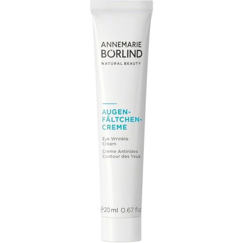Annemarie Börlind Augen-Fältchen-Creme 20 ml Augencreme