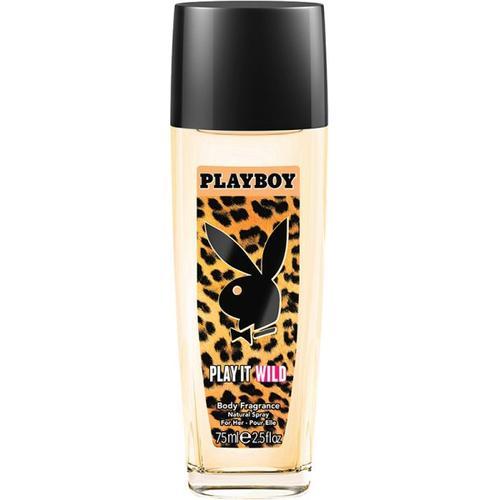 Playboy Play It Wild Deo Natural Spray 75 ml Deodorant Spray
