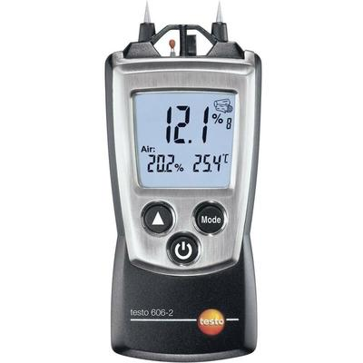 Thermo hygro testo 606-2 mesure d'humidité de matériaux et du bois et thermomètre CTN pour la