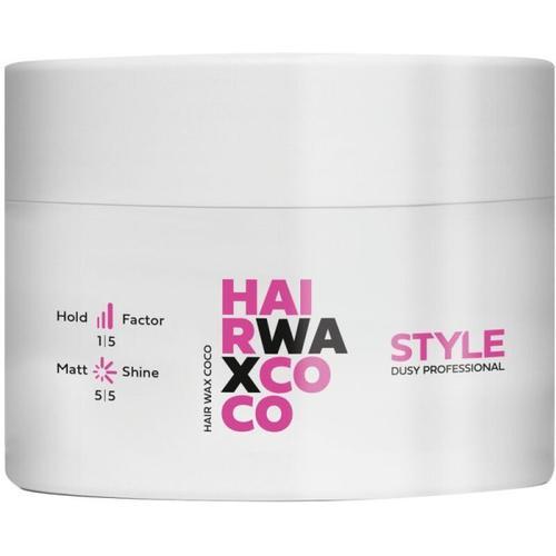 Dusy Professional Hair Wax Coco 150 ml Haarwachs