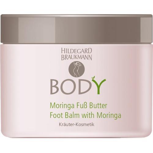 Hildegard Braukmann Body Fusspflege Moringa Fuß Butter 100 ml Fußcreme
