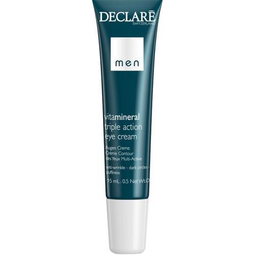 Declare Men Vitamineral Triple Action Eye Cream 15 ml Augencreme
