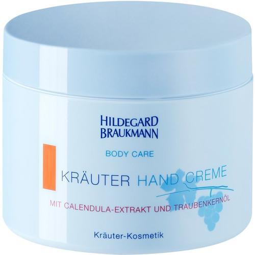 Hildegard Braukmann Body Care Kräuter Handcreme 200 ml