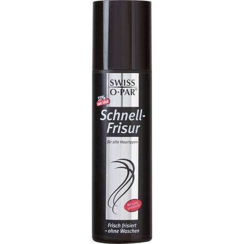 Swiss o Par Schnell-Frisur 200 ml Haarspray