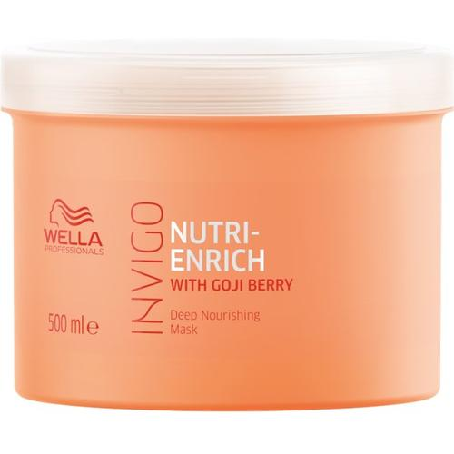Wella Professionals Invigo Nutri-Enrich Mask 500 ml Haarmaske