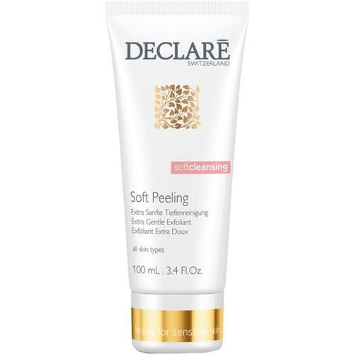 Declare Soft Cleansing Extra Sanfte Tiefenreinigung 100 ml Gesichtspeeling
