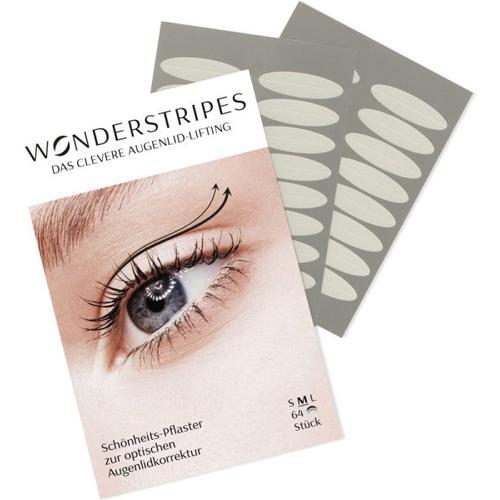 Wonderstripes Gr. M, 64 Stk. Augenlid-Tape