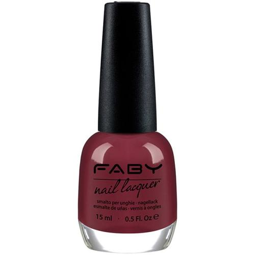 Faby Nagellack Classic Collection Whisky, Mr. Brown? 15 ml