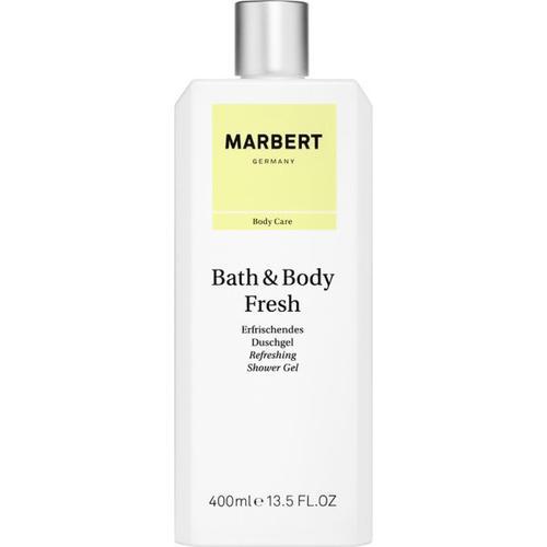 Marbert B&B Fresh Shower Gel 400 ml Duschgel