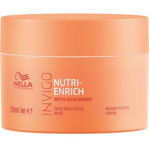 Wella Professionals Invigo Nutri-Enrich Mask 150 ml Haarmaske