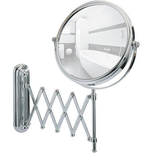 Kosmetikspiegel Deluxe Teleskop Kosmetik Spiegel Schminkspiegel - Wenko