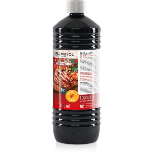 30 x 1 Liter Grillanzünder flüssig für Grills und Feuerstellen