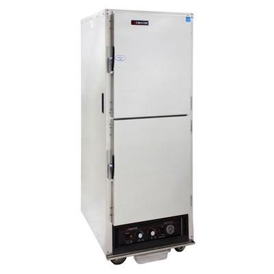 Cres Cor H-135-WUA-11 Full Height Insulated Mobile Heated Cabinet w/ (11) Pan Capacity, 120v