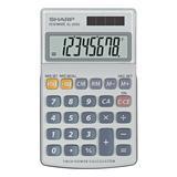 Taschenrechner »EL-250S« grau, S...