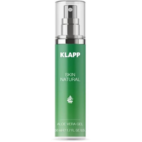 Klapp Skin Natural Aloe Vera Gel 50 ml Gesichtsgel