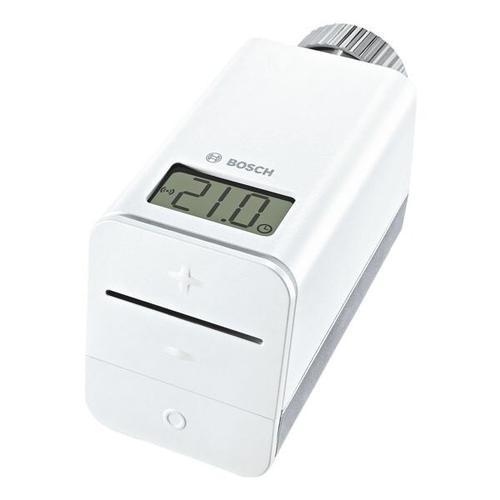 Smart Home Heizkörper-Thermostat weiß, BOSCH, 4.8x5.7x10.3 cm