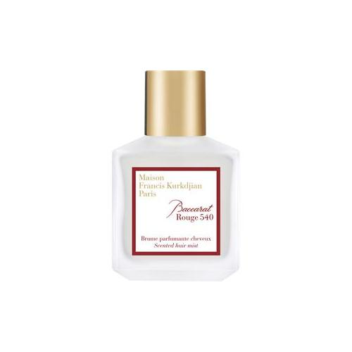 Maison Francis Kurkdjian Unisexdüfte Baccarat Rouge 540 Scented Hair Mist 70 ml