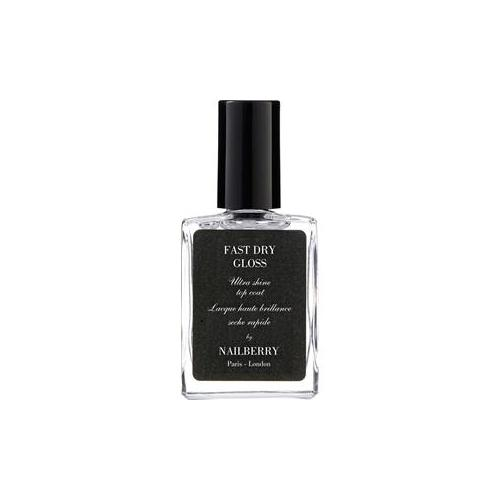 Nailberry Nägel Nagellack Fast Dry Gloss Ultra Shine Top Coat 15 ml