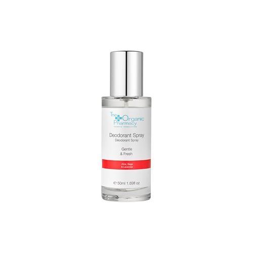 The Organic Pharmacy Pflege Körperpflege Deodorant Spray 50 ml