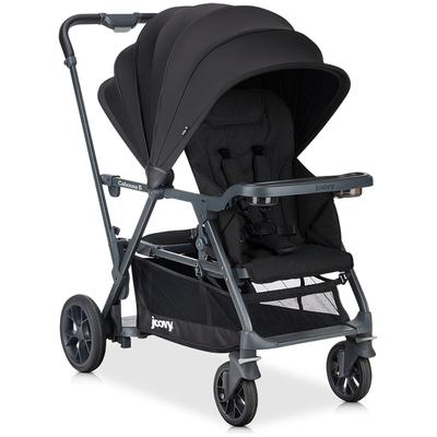Joovy Caboose S with 1 Seat - Bl...