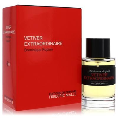 Vetiver Extraordinaire For Men By Frederic Malle Eau De Parfum Spray 3.4 Oz