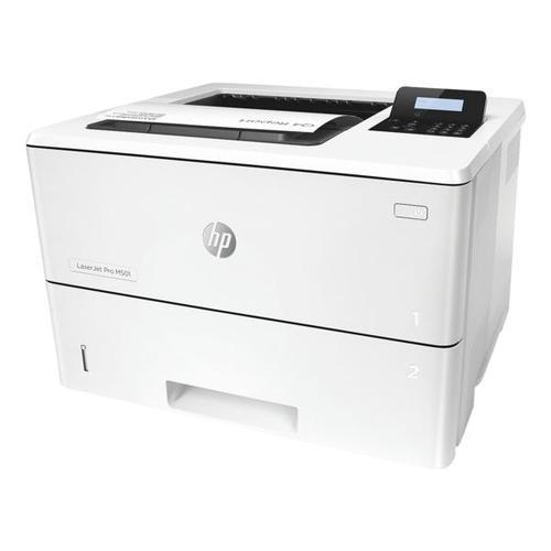 Laserdrucker »LaserJet Pro M501dn« schwarz, HP, 41.8x28.9x37.6 cm