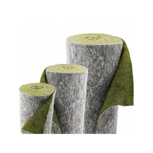 Aquagart - 60m x 1m Ufermatte grün Böschungsmatte Teichrandmatte für die Teichfolie