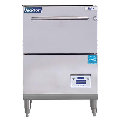 Jackson DELTA HT-E-SEER-S High Temp Rack Undercounter Dishwasher - (20) Racks/hr, 208v/1ph