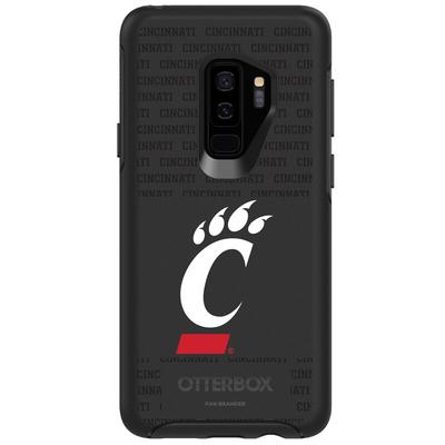 Cincinnati Bearcats OtterBox Repeat Symmetry Galaxy Case