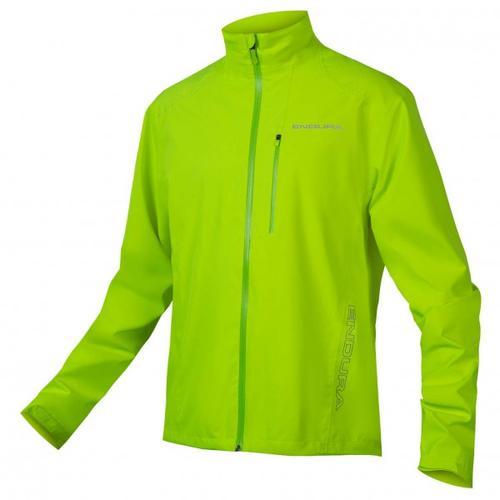 Endura - Hummvee Wasserdichte Jacke - Fahrradjacke Gr XL grün
