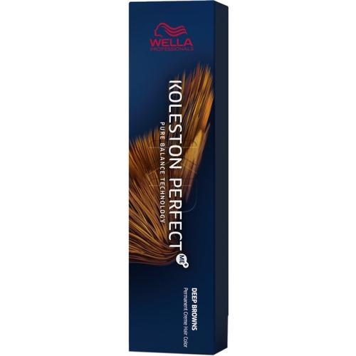 Wella Koleston Perfect Deep Browns 6/77 - Tube 60ml Haarfarbe