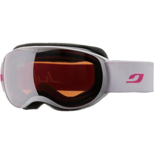 Julbo Atmo Skibrille Mädchen in weiss/rosa, Größe Einheitsgröße