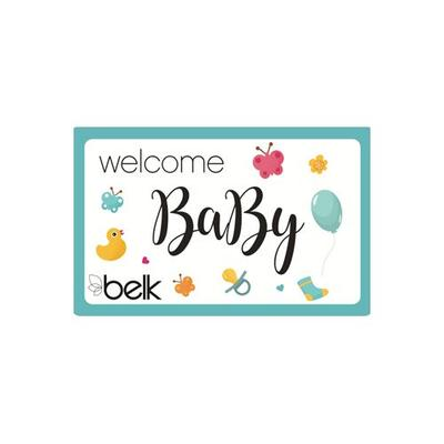 Belk Born To Shop Gift Card - $75 Born To Shop Gift Card