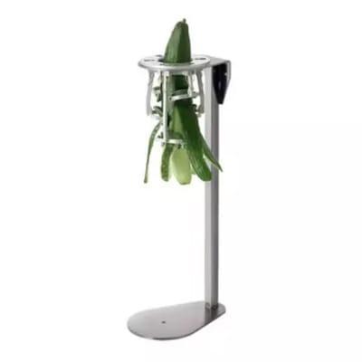"Louis Tellier EP003 Upright Cucumber Peeler - 4""W x 8 1/2""D x 19 1/4""H, Iron"