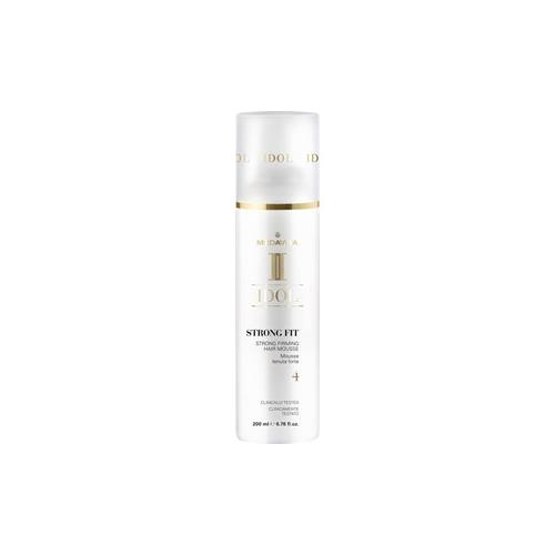 Medavita Haarpflege Idol Texture Strong Fit Strong Firming Hair Mousse 200 ml