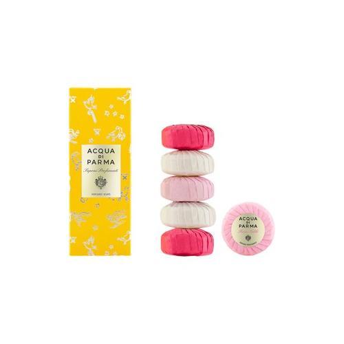 Acqua di Parma Damendüfte Magnolia Nobile Le Nobili Soap Collection 2x Magnolia Nobile 50 g + 2x Rosa Nobile 50 g + 2x Peonia Nobile 50 g 1 Stk.