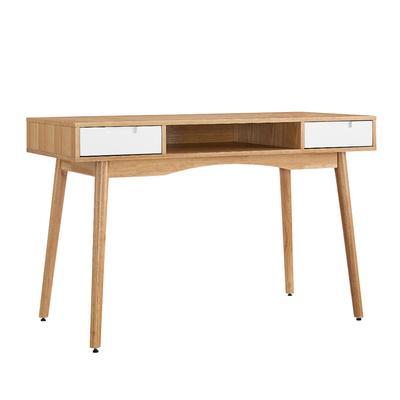 Perry Desk - Linon 650241ASH01U