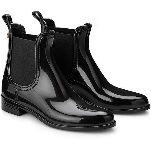 Lemon Jelly, Gummi-Boots Comfy in schwarz, Gummistiefel für Damen Gr. 42