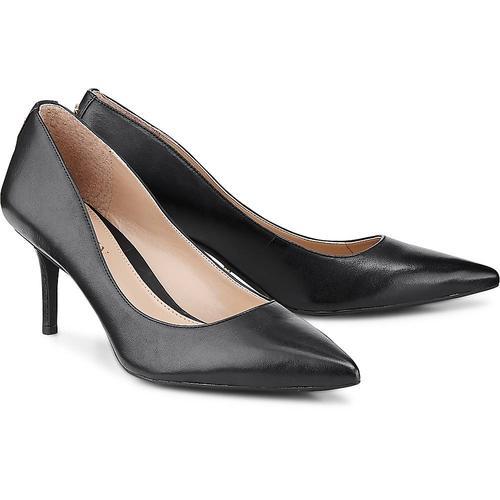 Lauren Ralph Lauren, Pumps Lanette in schwarz, Pumps für Damen Gr. 38
